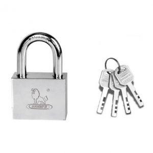 กุญแจและล็อค Padlocks