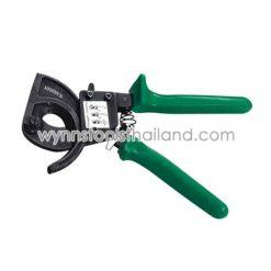 คีมตัดสายเคเบิ้ล Ratchet Cable Cutter ø 32มม.